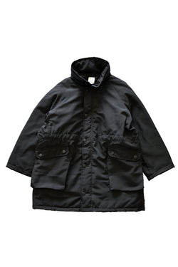 PARKRANGER COAT BLACK