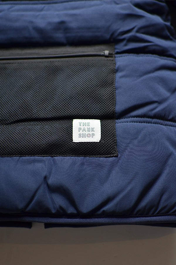 THE PARK SHOP SNOW ACTIVITY JACKET navy