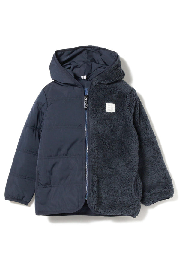 TAKE ALL PARKA HALFBOY JACKET navy