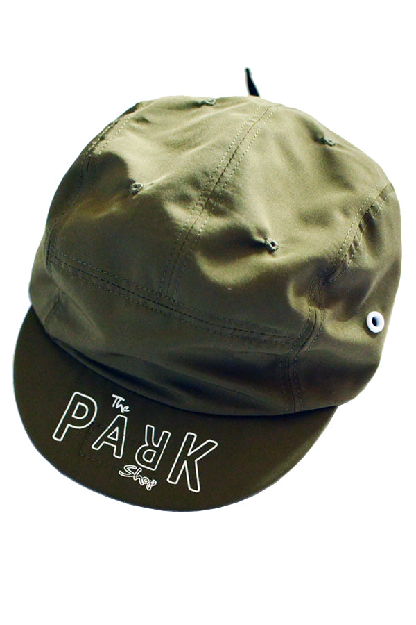 【30%OFF】THE PARK SHOP POUCHBOY キャップ オリーブ