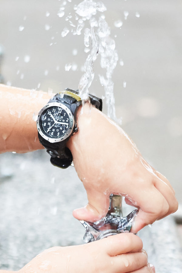 THE PARK SHOP WATERBOY WATCH オリーブ