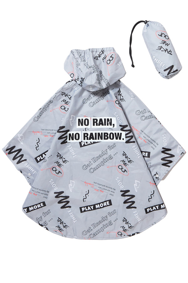 THE PARK SHOP NO RAIN PONCHO