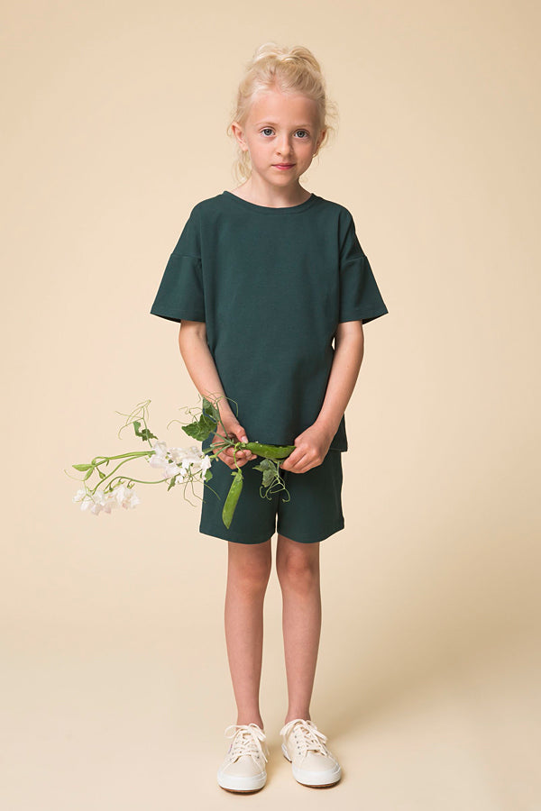 【10%OFF】SHORTS BOTTLE GREEN