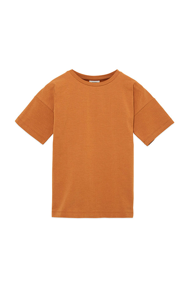 【10%OFF】SIMPLE TEE BROWN