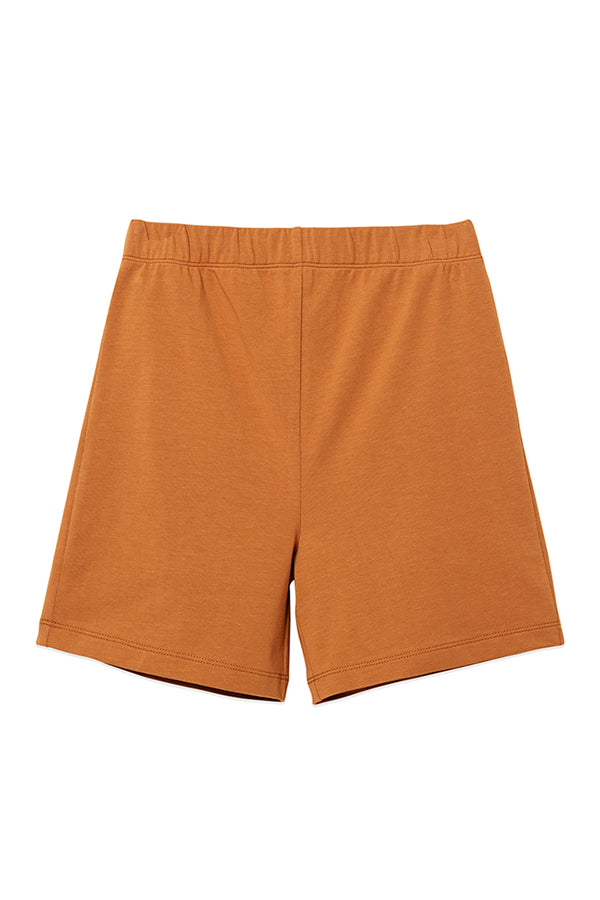 SHORTS BROWN