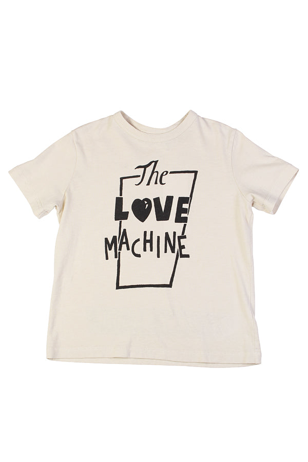 LOVE MACHINE TEE