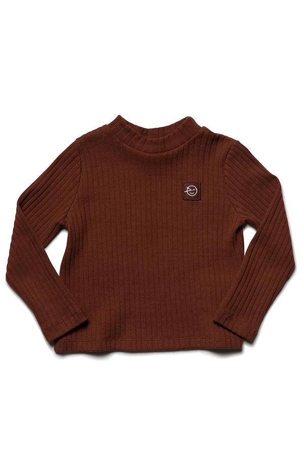 WYNKEN Demi Turtle Neck Acer Big Rib