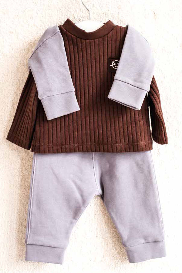【30%OFF】WYNKEN BABY Demi Turtle Neck Acer Big Rib