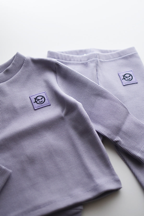 【30%OFF】WYNKEN BABY Demi Turtle Neck Deep Lilac