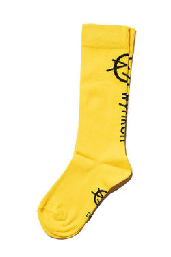 WYNKEN Knee Sock Yella