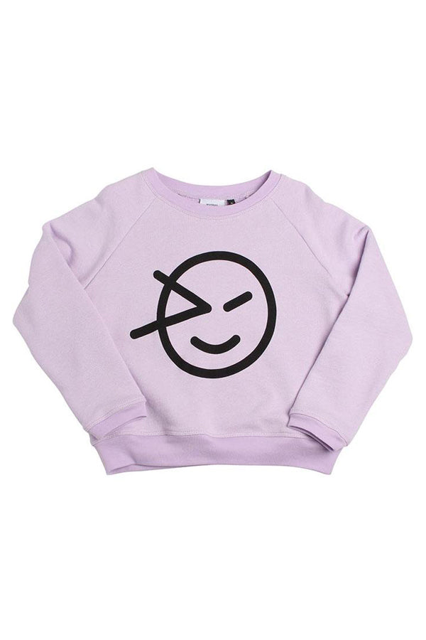 Wynken Raglan Sweat Sunset