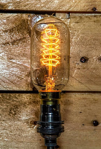 Vintage Radio valve light bulb 40 watt