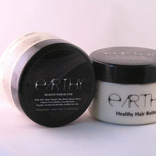 Healthy Hair Butter, with Raw Shea butter (for hair and skin)