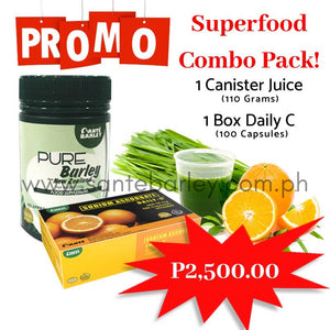 Superfood Combo Pack