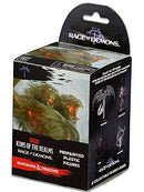 Dungeons & Dragons - D&D - Icons of the Realms: Rage of Demons Sealed Booster Brick (8 Booster Packs) Miniatures Figures - SportsnToys