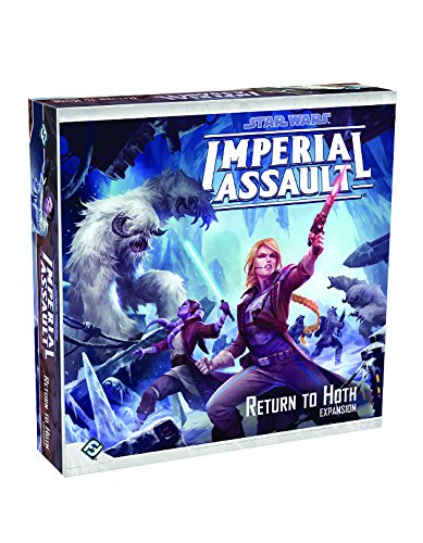 Star Wars Imperial Assault: Return to Hoth - SportsnToys