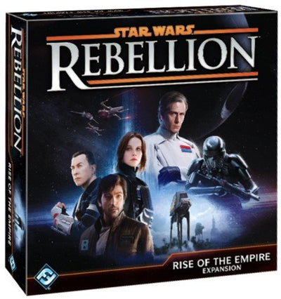 Star Wars Rebellion: Rise of the Empire - SportsnToys