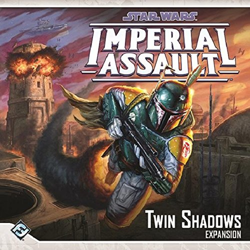 Star Wars: Imperial Assault - Twin Shadows - SportsnToys