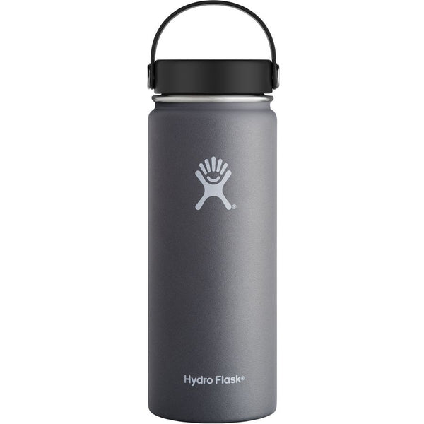 Hydro Flask Water Bottle - Stainless Steel & Vacuum Insulated - Wide Mouth with Leak Proof Flex Cap - 32 oz - SportsnToys