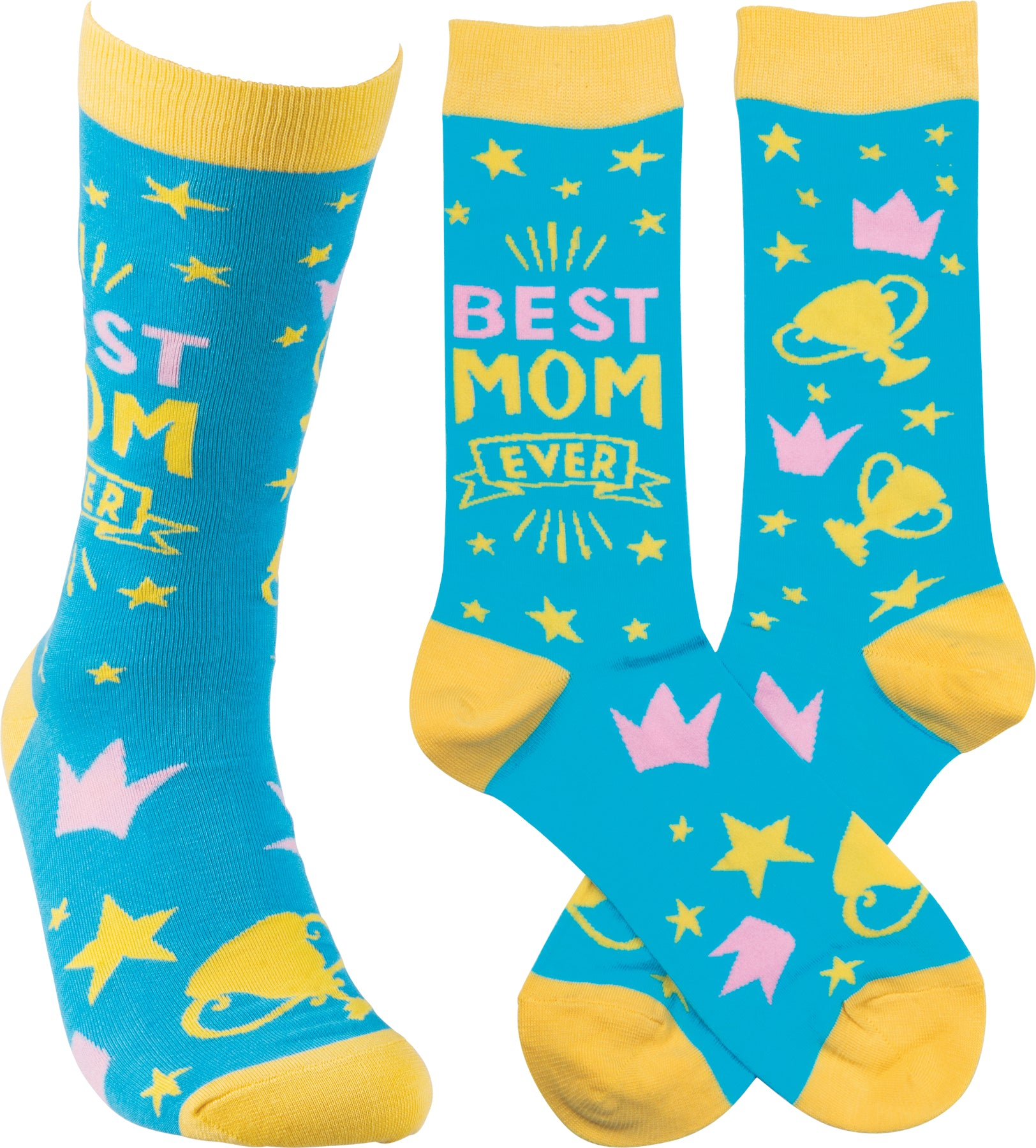 LOL Socks Best Mom