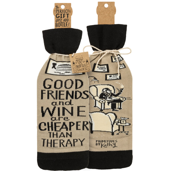 Wine Bottle Cover Therapy