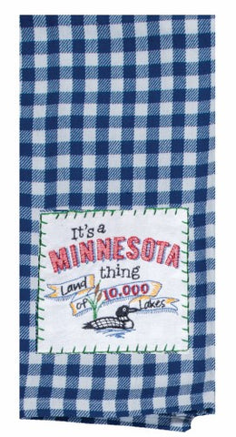 Minnesota Tea Towel
