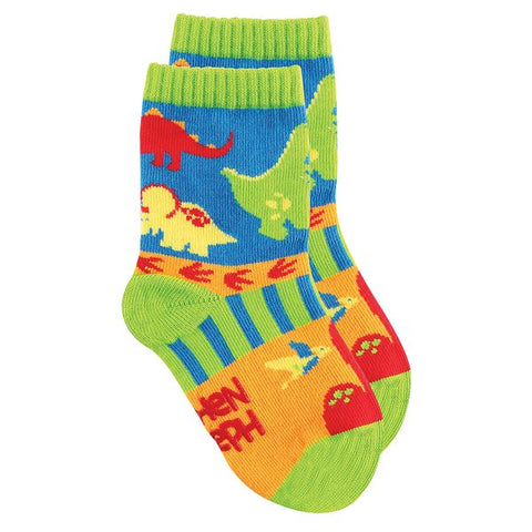 Toddler Socks Dino
