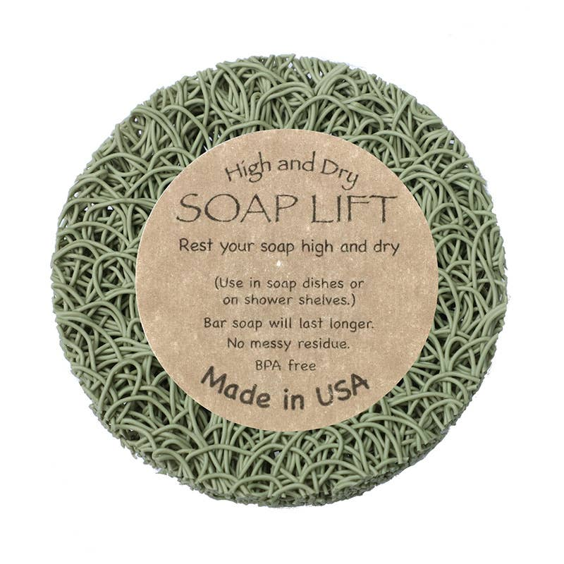 Round A Bout Soap Lift - Sage