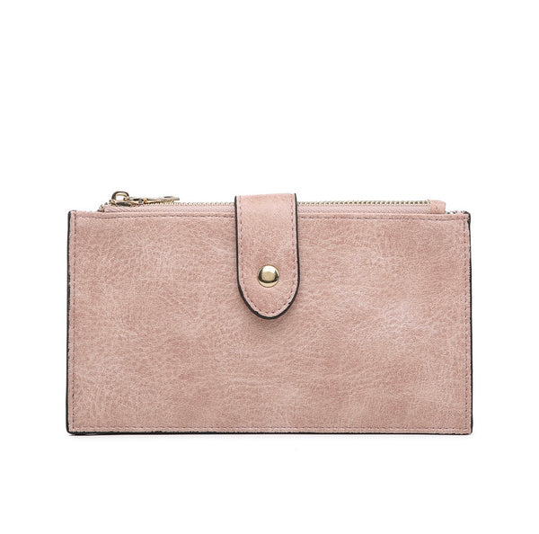 Light Pink RFID Wallet