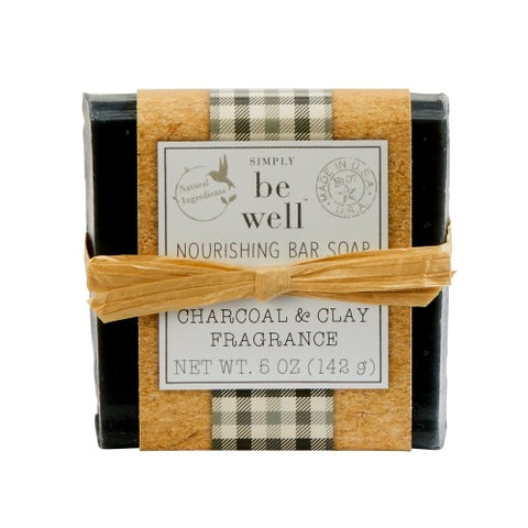Simply Be Well Hand Crafted Bar Soap