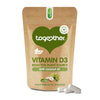 Together - Vegan Vitamin D3 Food Supplement (30caps)