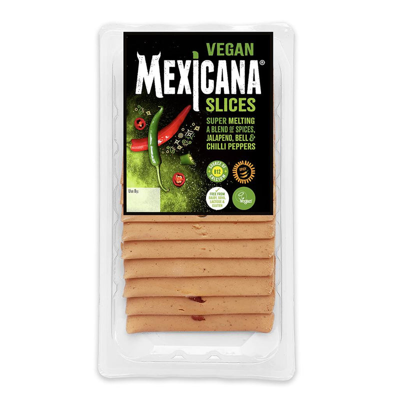 Applewood - Vegan Mexicana Cheese Slices (200g)