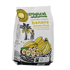 Tropical Wholefoods Banana Chewy Chips (150g) - TheVeganKind