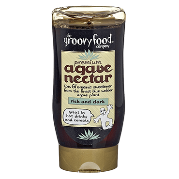 The Groovy Food Company Agave Nectar (200ml) - TheVeganKind
