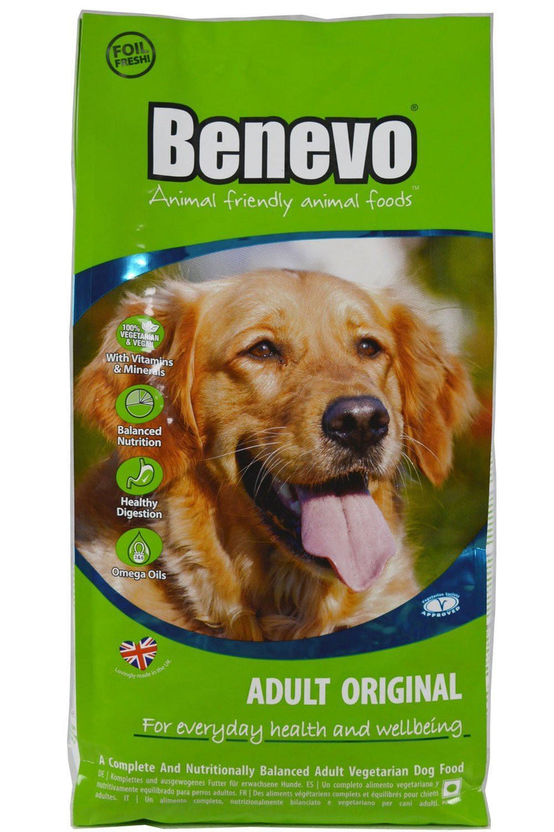 Benevo Adult Dog Original (2KG) - TheVeganKind