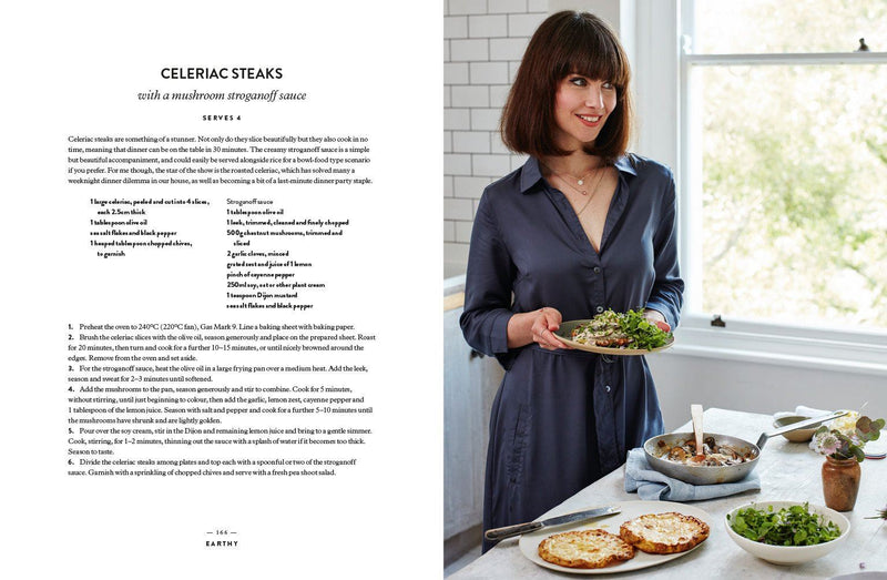 Cook Share Eat Vegan: Delicious plant-based recipes for Everyone  - Aine Carlin - TheVeganKind