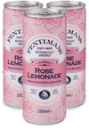 Fentimans Botanically Brewed Rose Lemonade Can (250ml) - TheVeganKind