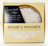 Mouse's Favourite - Camembert Artisan Vegan Style Cheese (140g)