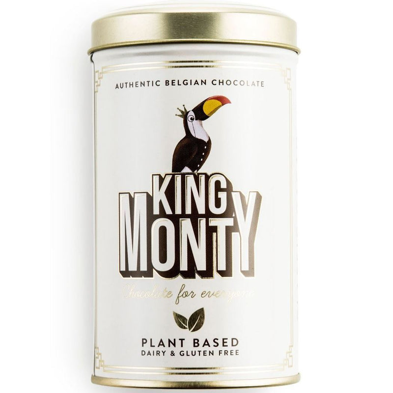 King Monty - Classic Cacao Tin (130g)