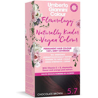 Umberto Giannini - Flowerology Vegan Colour Chocolate Brown 5.7 (110ml)