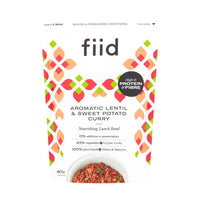 Fiid - Aromatic Lentil & Sweet Potato Curry (400g)