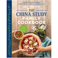 The China Study Family Cookbook - TheVeganKind