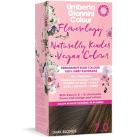 Umberto Giannini - Flowerology Vegan Colour Dark Blonde 7.0 (110ml)