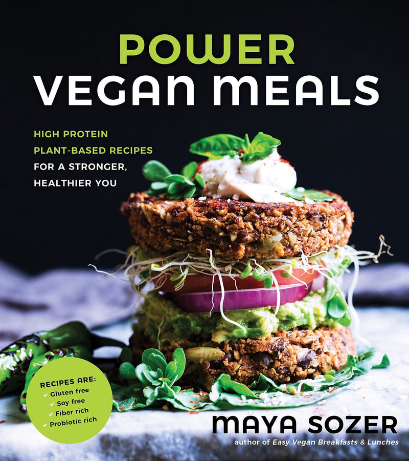 Maya Sozer - Power Vegan Meals
