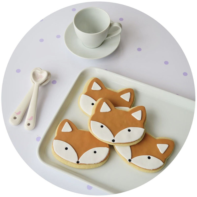 Gardners Cookies - Individually Wrapped Shortbread Cookie - Fox (85g)