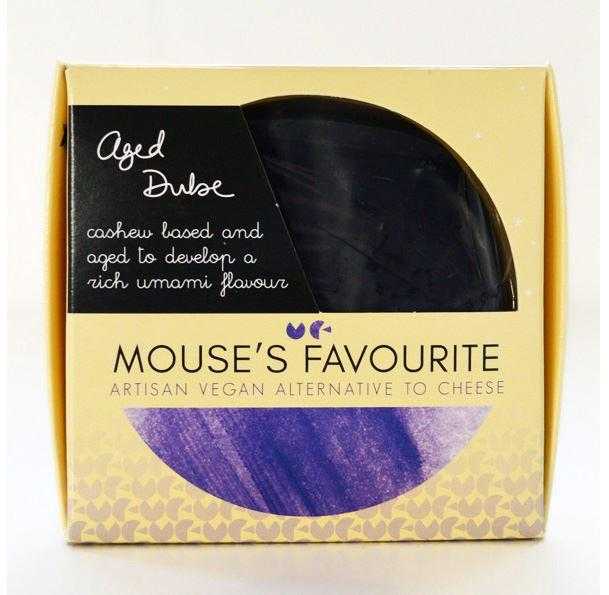 Mouse's Favourite - Aged Dulse Artisan Vegan Cheese (130g)