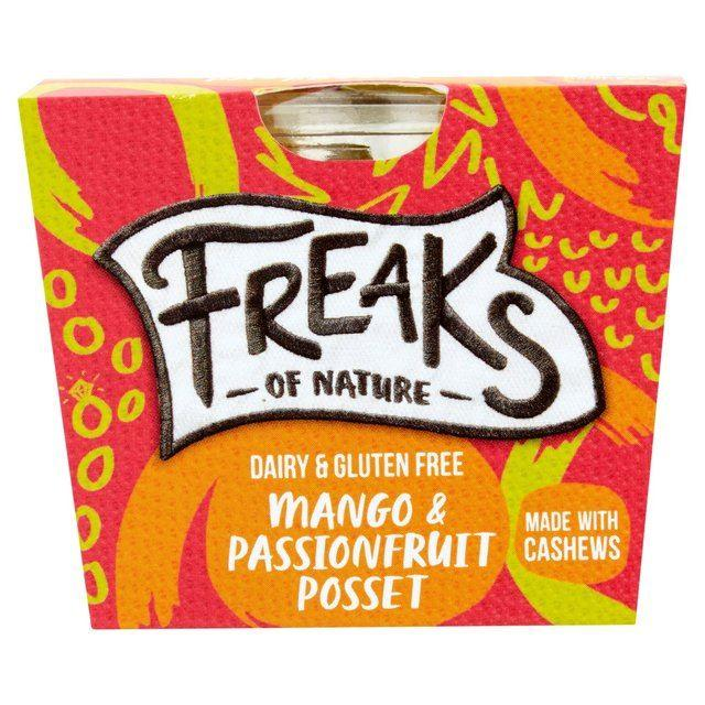 Freaks of Nature - Mango & Passionfruit Posset (90g)