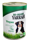 Yarrah Vegan Chunks Dog Food with Cranberries (380g) - TheVeganKind