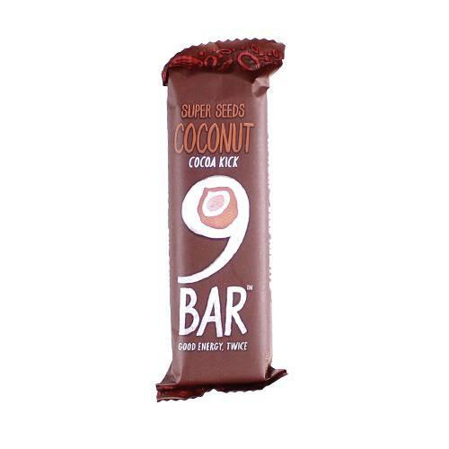 9Bar Super Seeds Bars (Various) - TheVeganKind