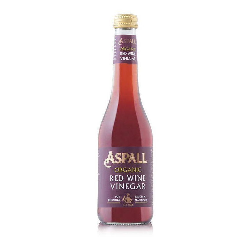 Aspall - Organic Red Wine Vinegar (350ml) - TheVeganKind